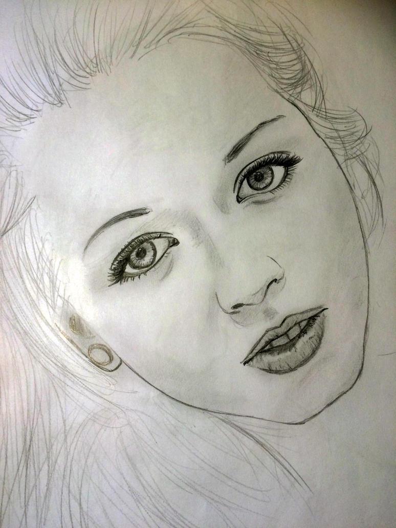Pretty Face by Saitz