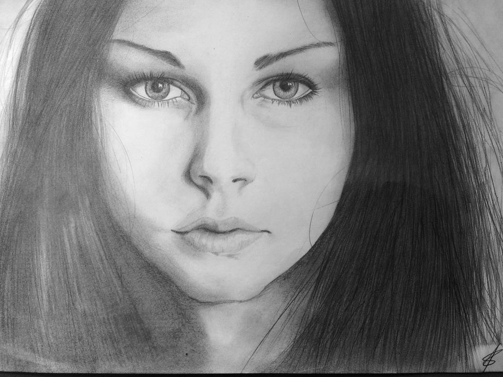 more portrait exercise :3 by Saitz