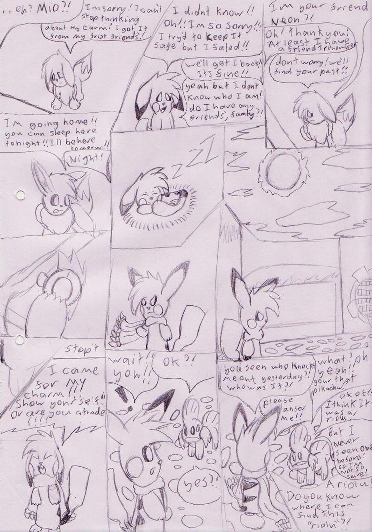 pokemon md hope in friends p14 by Sonic201000
