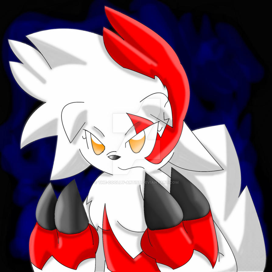 Luca The Zangoose by Sonic201000