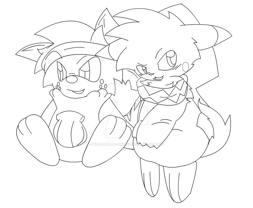 very old picture of team not finished by Sonic201000