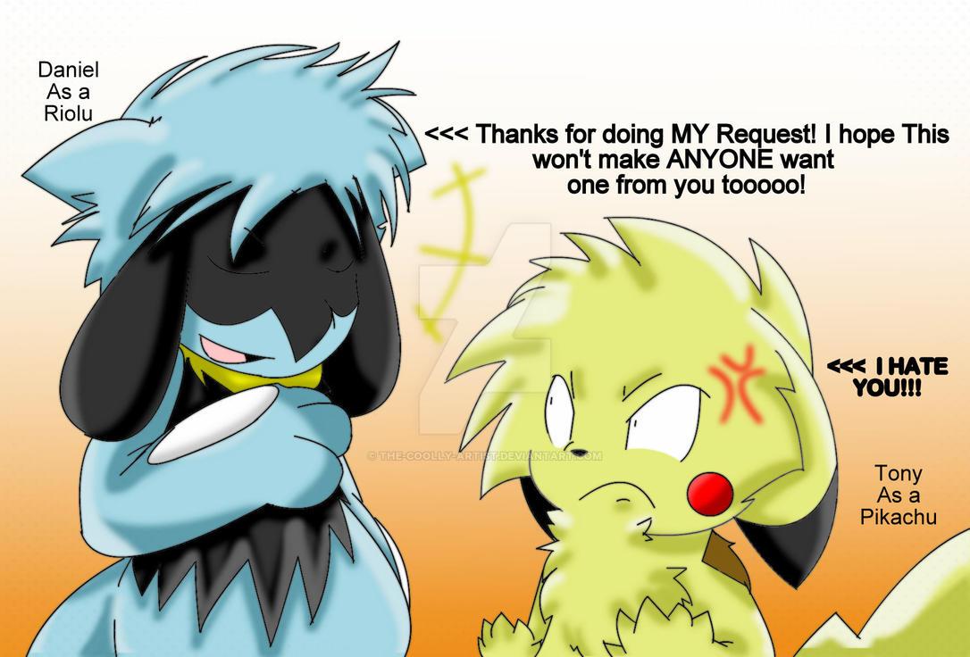 Nuuuuuuuuuuuu! by Sonic201000