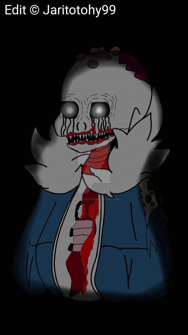Twisted Sans by JaritotoHy99