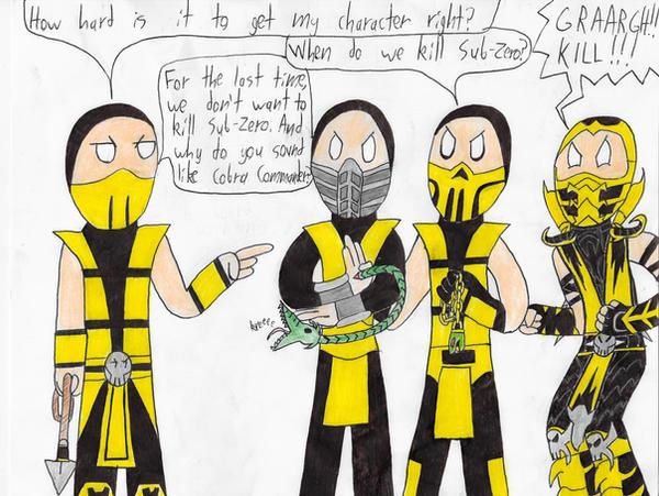 Mortal Kombat Kitana And Mileena Fanfiction