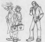 Sketch Dump: Argons, Charlie