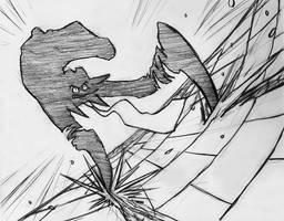 Shadow Claw by ZiBaricon