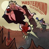 Mastermind Postcard by ZiBaricon