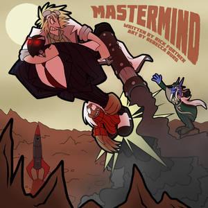 Mastermind Postcard