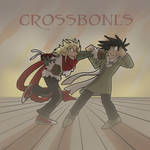 Crossbones Postcard