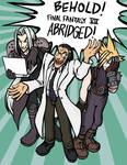 COMMISSION: Final Fantasy VII Abridged