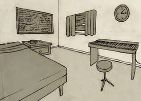 Zinc's Room
