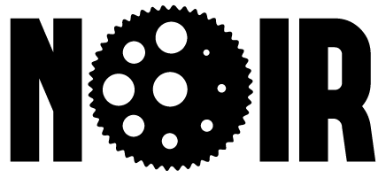 Noir Logo by ZiBaricon