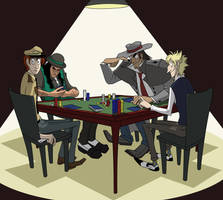 Nigota Poker Night