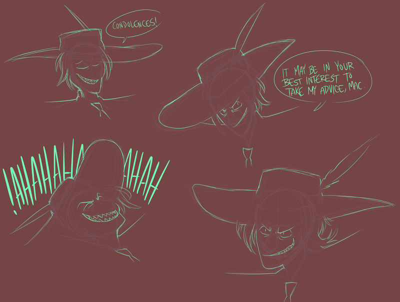 Pen Expressions by ZiBaricon
