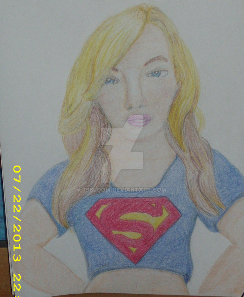 Supergirl by 19bloom