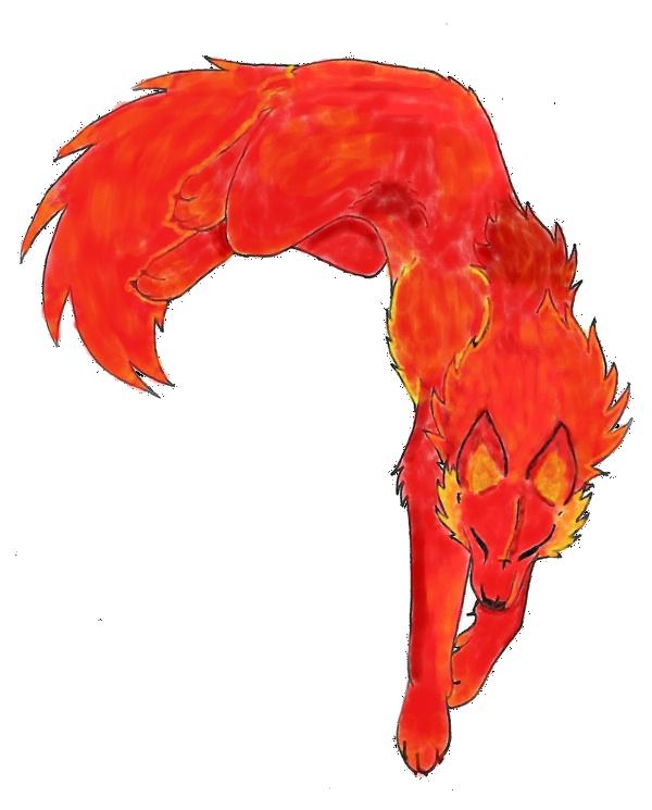 Firefox by SpyroGirl22
