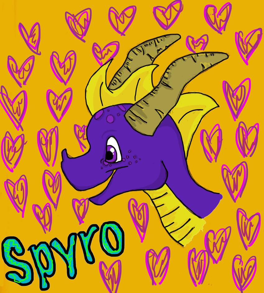 spyro hearts by SpyroGirl22