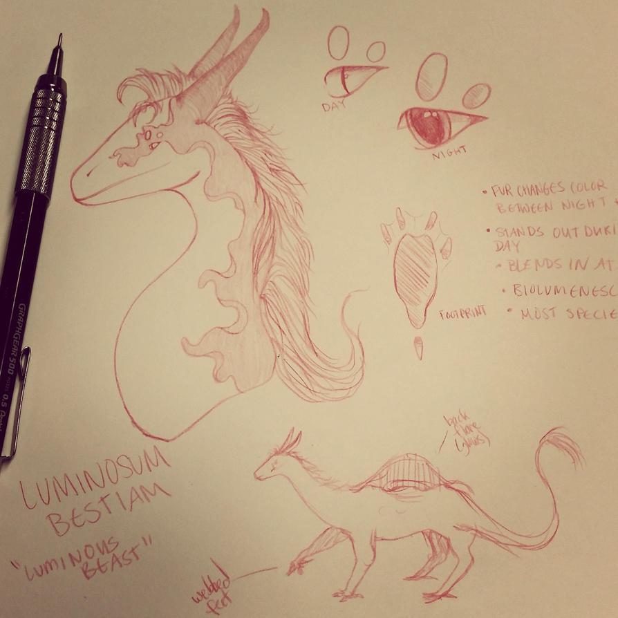 Luminosum Bestiam by SpyroGirl22