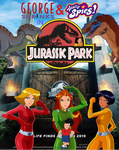 George Shrinks and Totally Spies in Jurassic Park