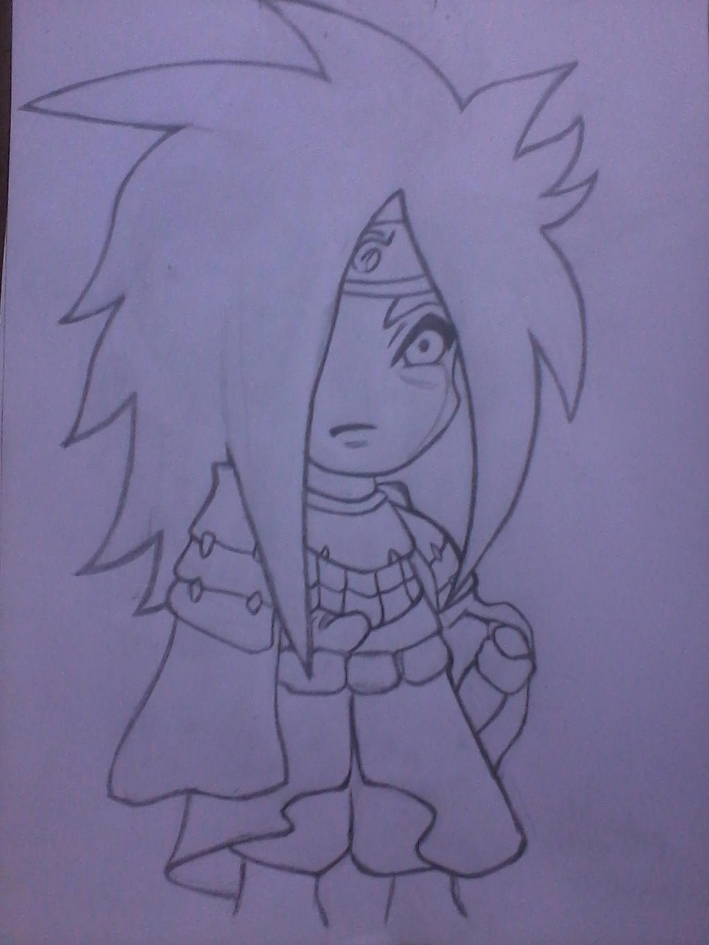 UCHIHA MADARA - by ArliissonxD