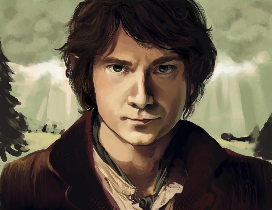 the hobbit by Penguinhoarder