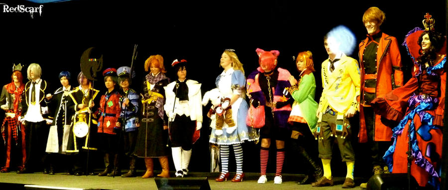 Heart no Kuni no Alice - stage by SevenStarsOfSubaru