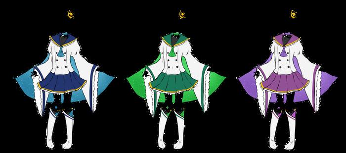 SYA - Night Sky - Nightfall Wizard
