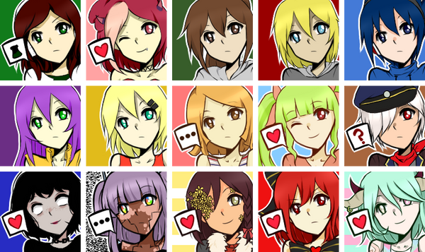 Icon Batch 11 by noanswer27