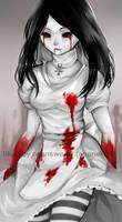 Hysteria Alice - Alice Madness Returns by anoneki