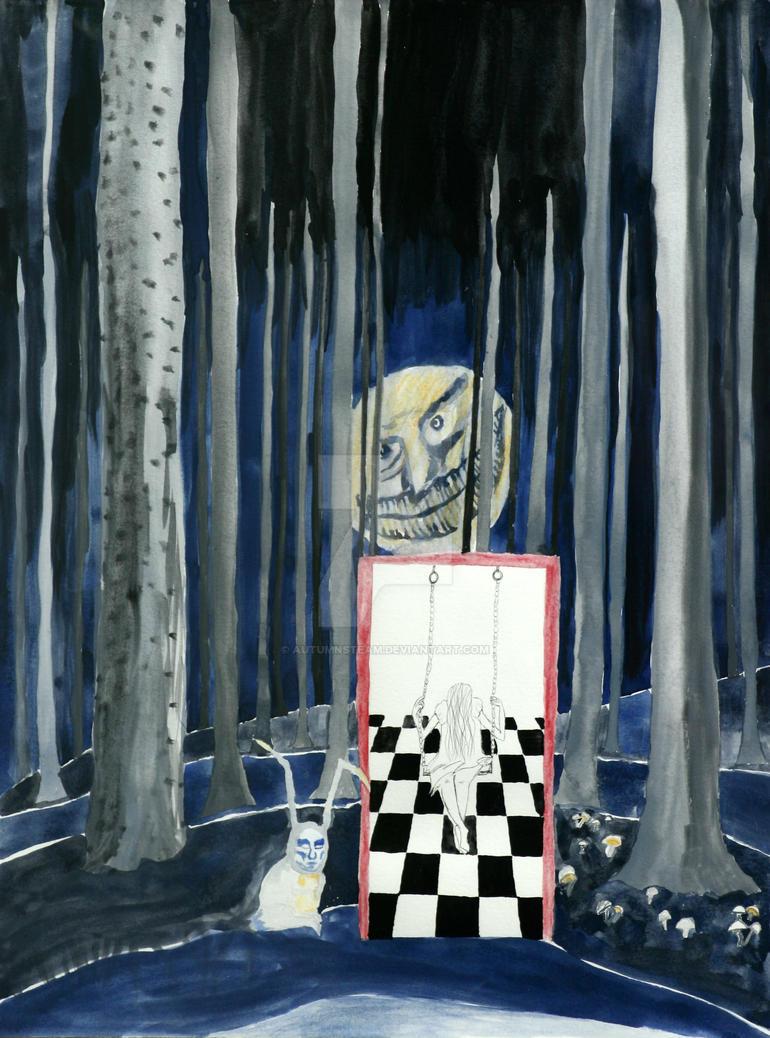 Wonderland Daydream by AutumnSteam