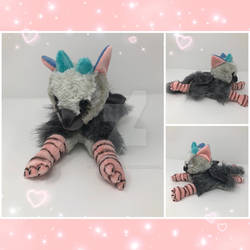 Floppy Trico Plush (Not For Sale) by KittenCandyShop