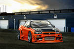 SBDesign Nissan Skyline R34