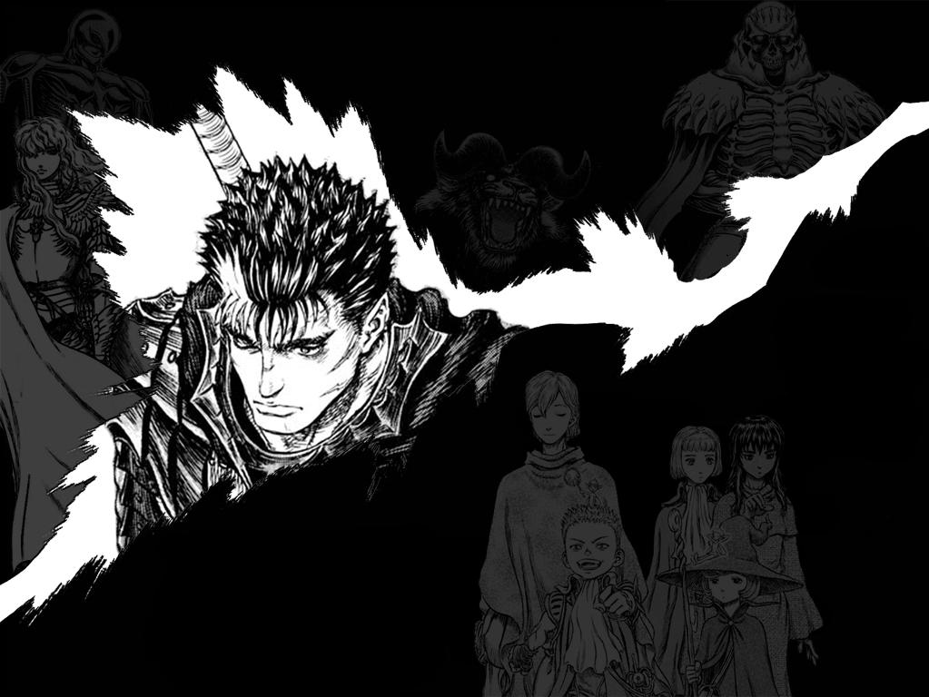 The world of Guts by boffenjl
