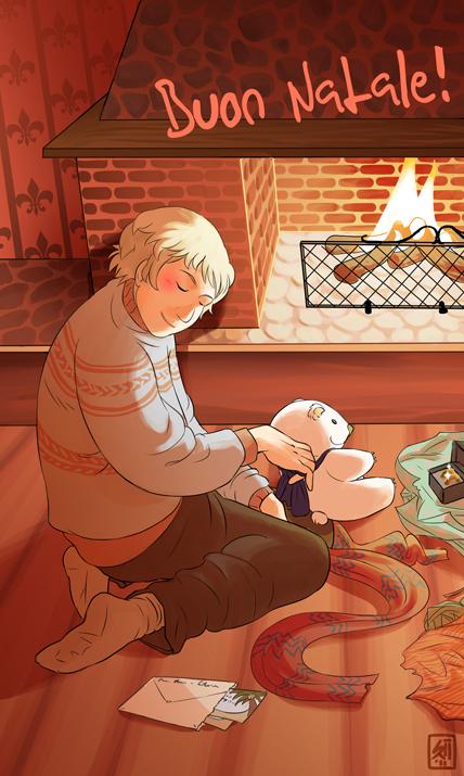 Merry Christmas by KuroSy
