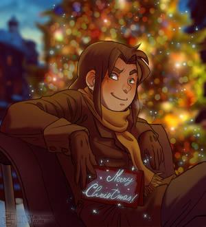 I wish you happy holidays!!!