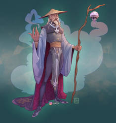 The traveling mage