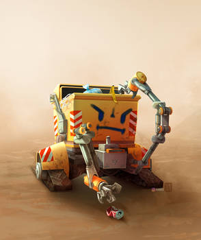 Dustbot
