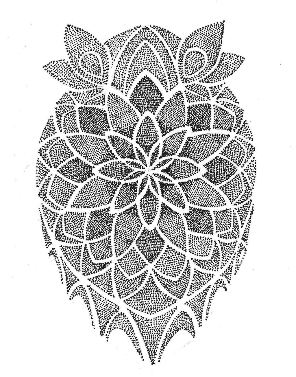 Dotwork Tattoo Design By Agresivoo On Deviantart