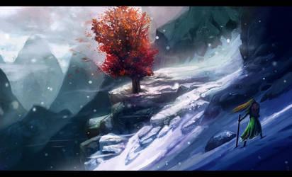 The last of autumn