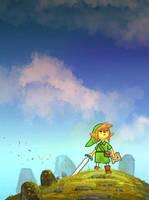 Link's Next Adventure by Trudsss