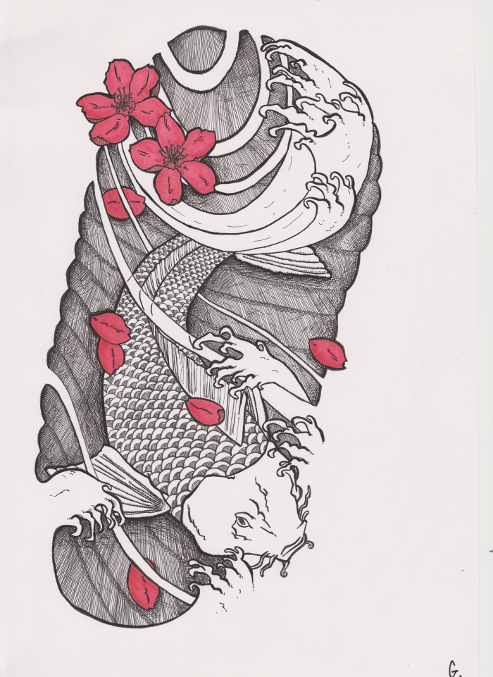 Carpe koi 1 by rpthedirefox on deviantart for Carpe koi tarif