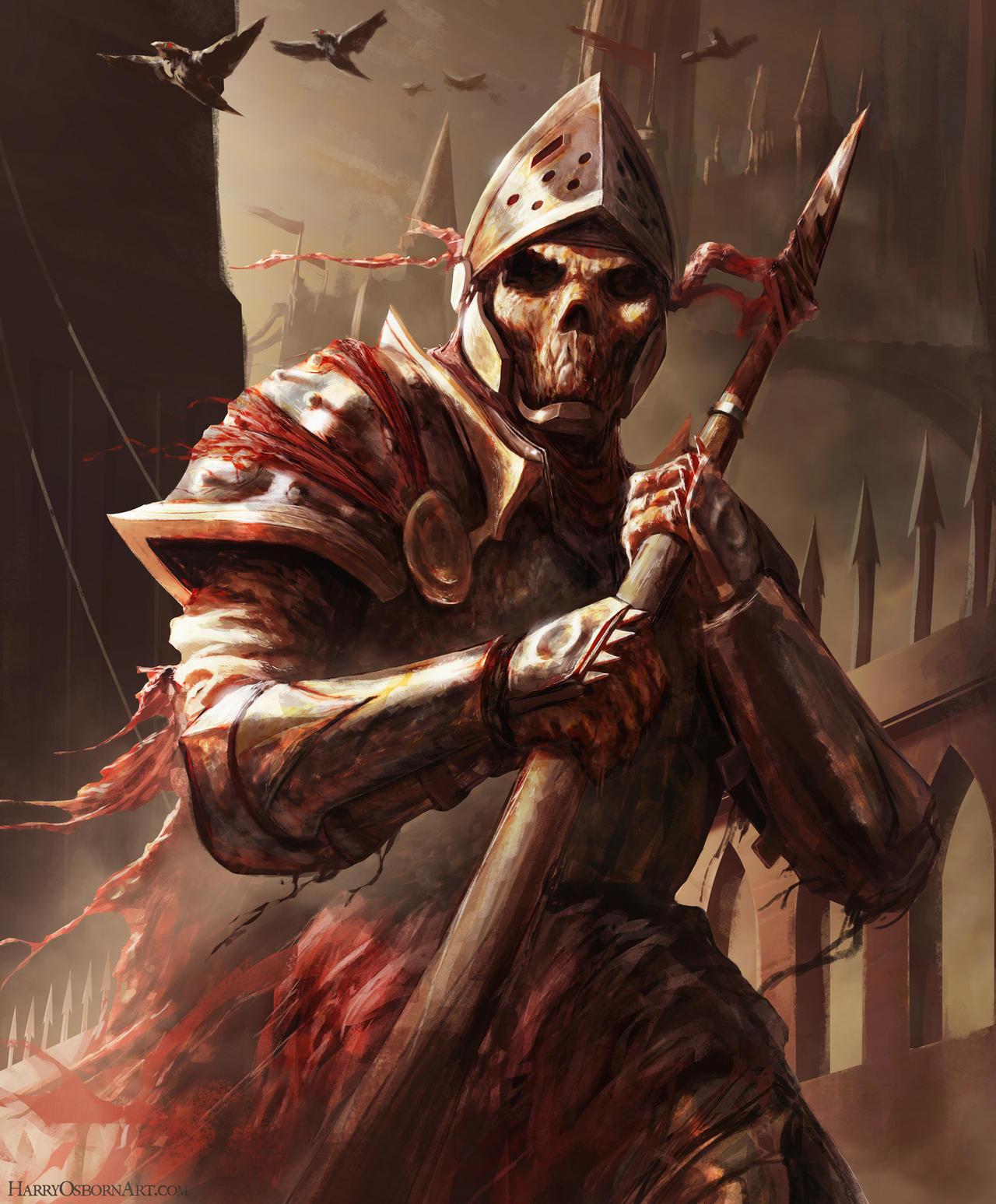 Dark Souls - Knight guy by HarryOsborn-Art on DeviantArt