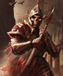 Dark Souls - Knight guy