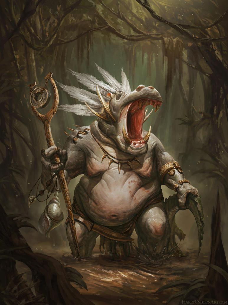 Swamp Elder by HarryOsborn-Art
