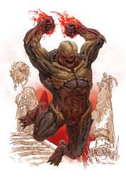 DOOM Hell Knight