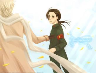Take My Hand - RussiaChina APH by ShaoranKun