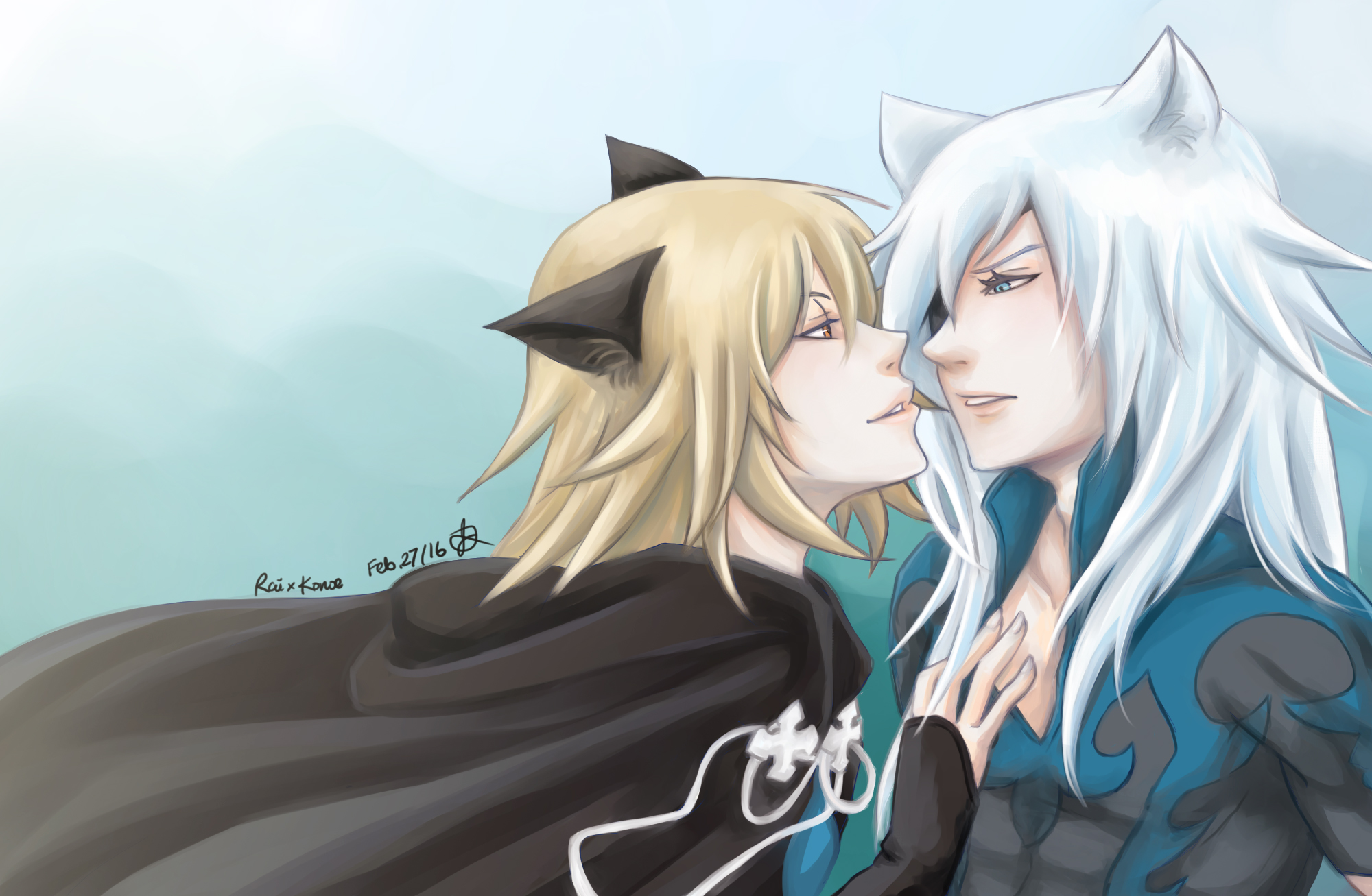 Rai x Konoe - Lamento Beyond The Void by ShaoranKun