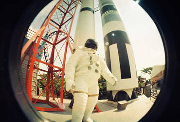 The Spaceman Encounter 3 by thegreatalexandra