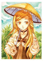 After the Rain by kuridoki
