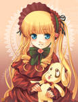 Rozen Portraits 2 - Shinku